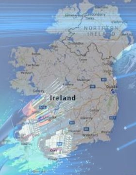 ireland fiber optics