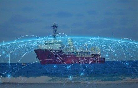 submarine fiber deployment