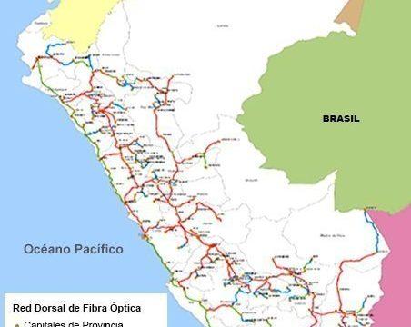 Peru RDNFO network