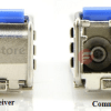 picture showing photos of common and bidirectional transceiver