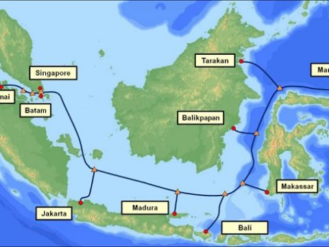 IGG cable system Indonesia