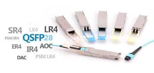 QSFP28 100G Transceivers & DAC Guide 1