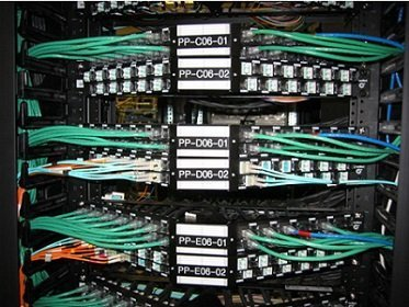 An Eye on the Copper Patch Panels 5