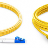 Single-mode-Fiber-Patch-Cable vs Copper UTP Cable