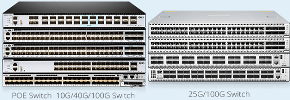 How to Choose a Suitable Network Switch? 1