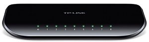 TP-Link 8-Port TL-SG1008D Desktop Switch 1