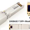 10GBASE-T-SFP-Module