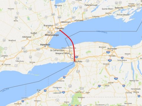 Pioneer Provides Consulting Services to Lake Ontario Subsea Cable System 3