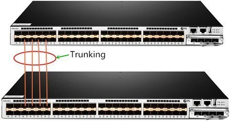 Switch Stacking vs Trunking: What's the Difference? 3