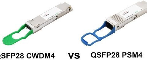 QSFP28 CWDM4 vs. QSFP28 PSM4: Which One is More Cost-Effective? 1