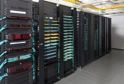 Data Center server cabinet racks