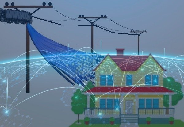 Fiber to the home technology
