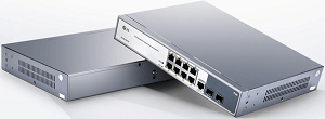 1GE PoE+ Series Managed Switches