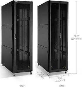 Server Cabinet, Network Cabinet, Server Rack and Network Rack Differences 3