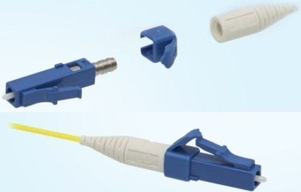 images of LC connectors