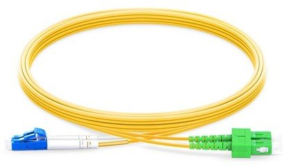 Single Mode Bend Insensitive Fiber Optic Cable patchcord