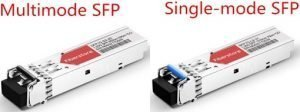 Single Mode SFP vs Multimode SFP: What's the Difference? 1