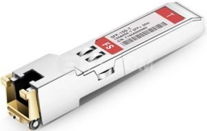 Comparison of 10GBASE-T and 10G SFP+ Transceiver 1
