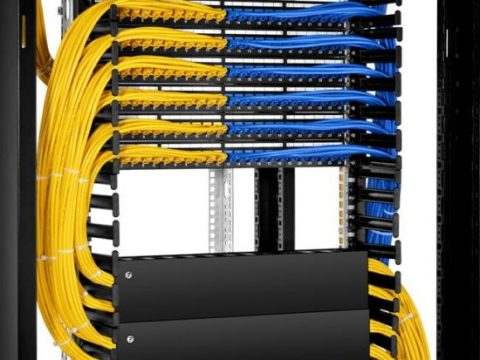 Ethernet Cable Management Solutions 5