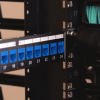 Installing a rack mount patch panel