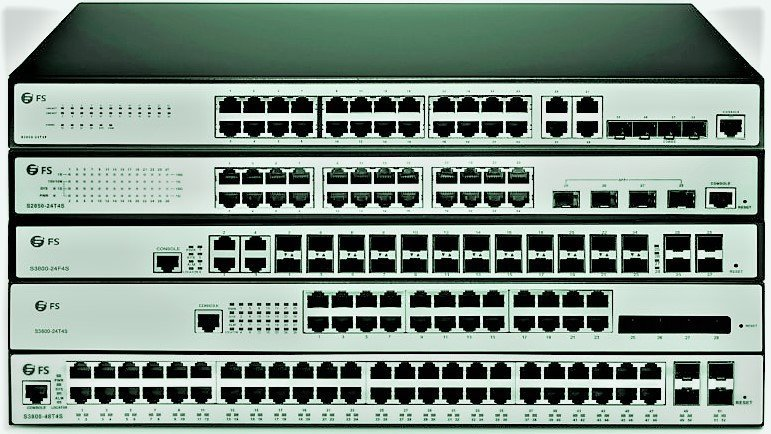 10GbE RJ45 Switch Recommendations 1