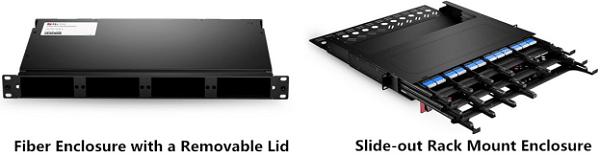 FS 1U Rackmount Enclosure Comparison: FHD-1UFMT-N vs FHD-1UFCE 1