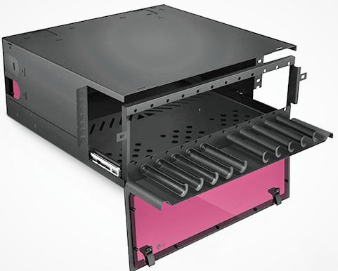 FS 4U Rack Mount FHD Fiber Optic Enclosures Comparison 3
