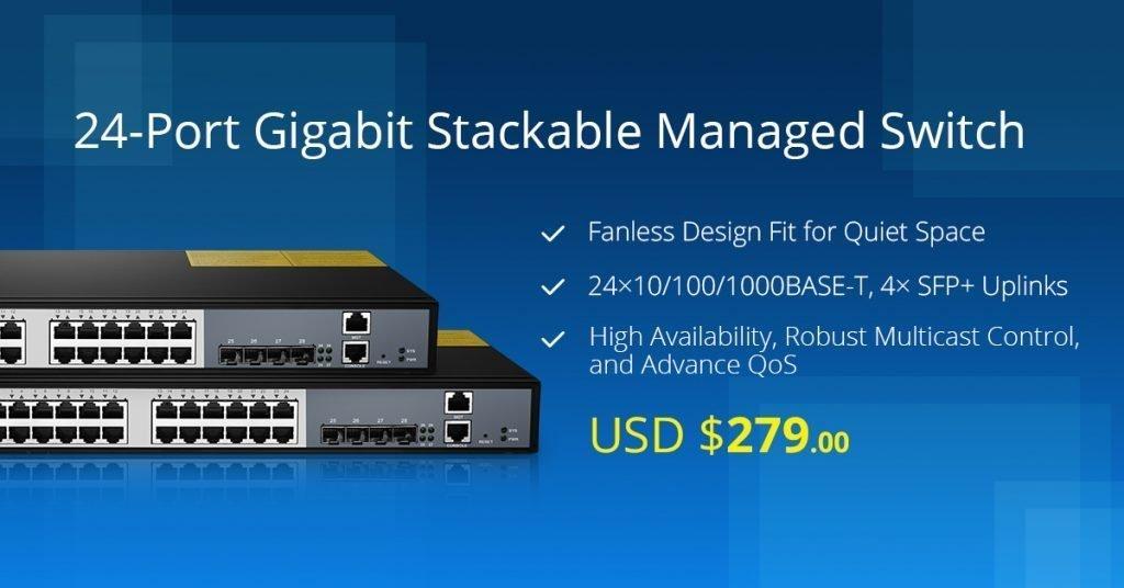 Comparison of FS.COM S3900 Series Gigabit Ethernet Switch 2
