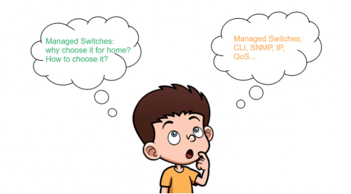 How to Choose Managed Switch for Home? 2
