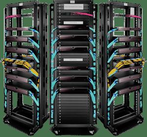 FS 4U Rack Mount FHD Fiber Optic Enclosures Comparison 1