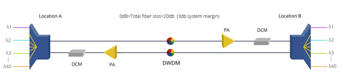 DWDM Networks over Long Distance Transmission 3