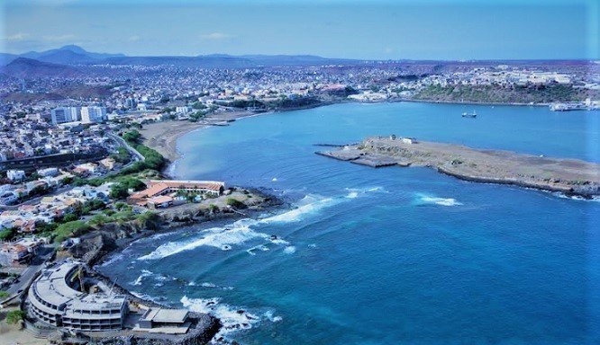 Praia the capital of Cape Verde in Santiago Island will build a landing point for EllaLink submarine fiber optic cable
