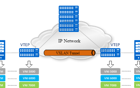 An Overview on EVPN and LNV 3