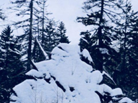 Snow accumulation