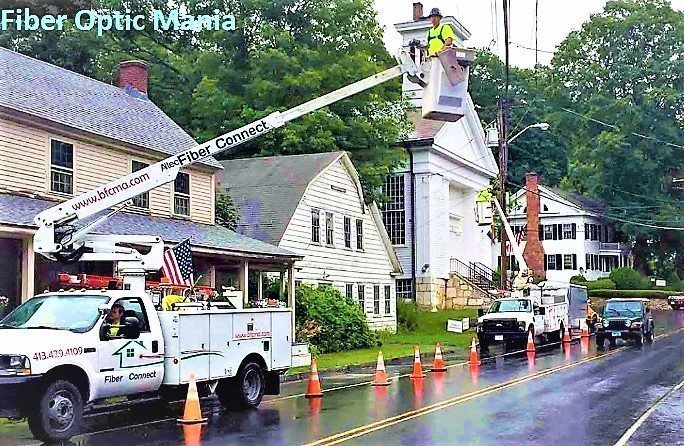Fiber Connect Starts Deployment in Great Barrington 1