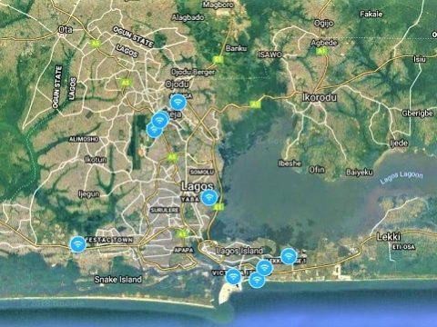 Google_Staton_Public_Wireless spots in_Nigeria