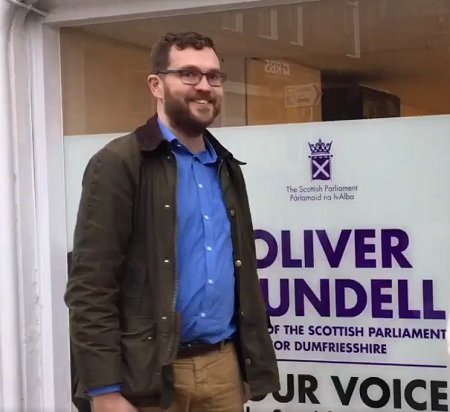 MSP Oliver Mundell Visits Openreach Sites in Dumfriesshire and Galloway 2