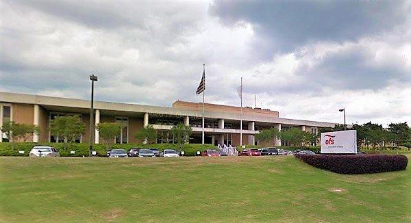 OFS Furukawa Norcorss, Georgia factory buildings