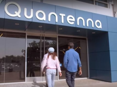 Quantenna Office front door