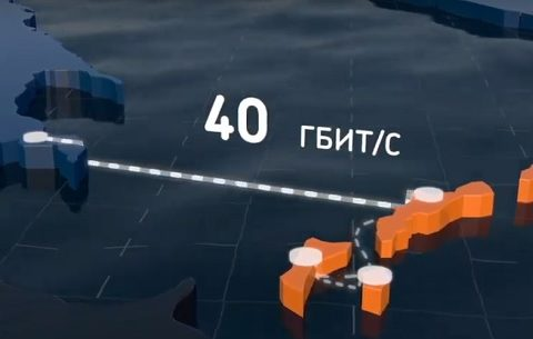 Russian Submarine Fiber Optic Cable Connects the Kuril Islands 3