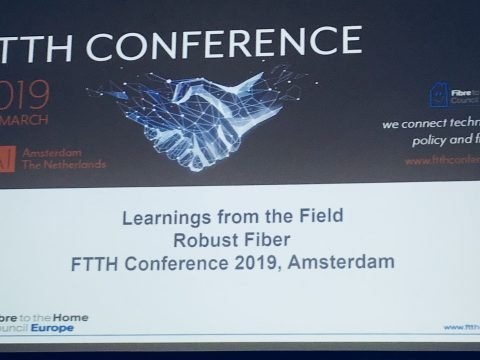 FTTH Council Europe Conference 2019 Begins Today in Amsterdam 3