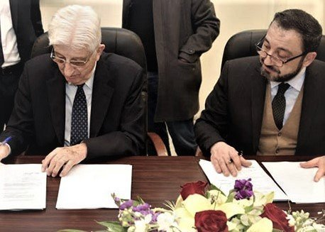 Umniah and JEPCO signs for fiber optic company in Jordan