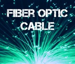 image showing fiber optic cable