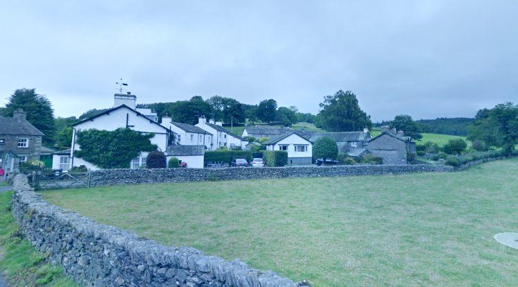 Beatrix Potter village Cumbria